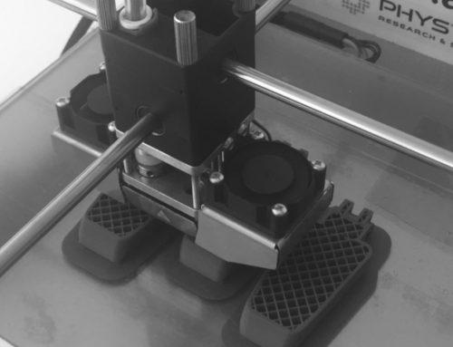 Greta - 3d printing
